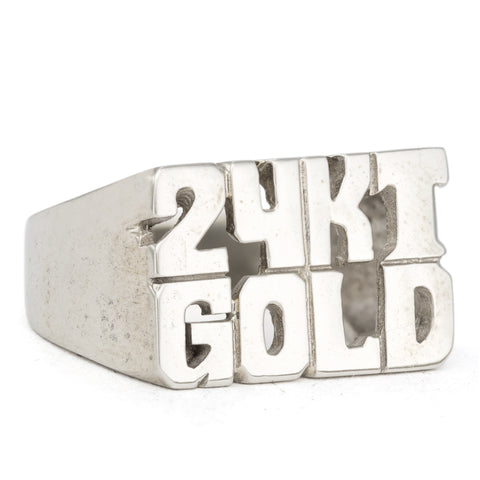 24KT Gold Ring