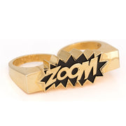 Zoom! Double Finger Ring- Super Sale!
