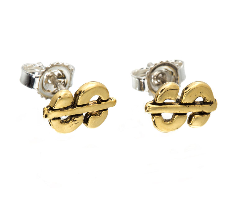Dolla Dolla Stud Earrings - SNASH JEWELRY