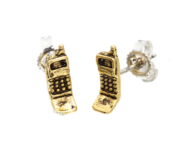 Cell Phone Earrings