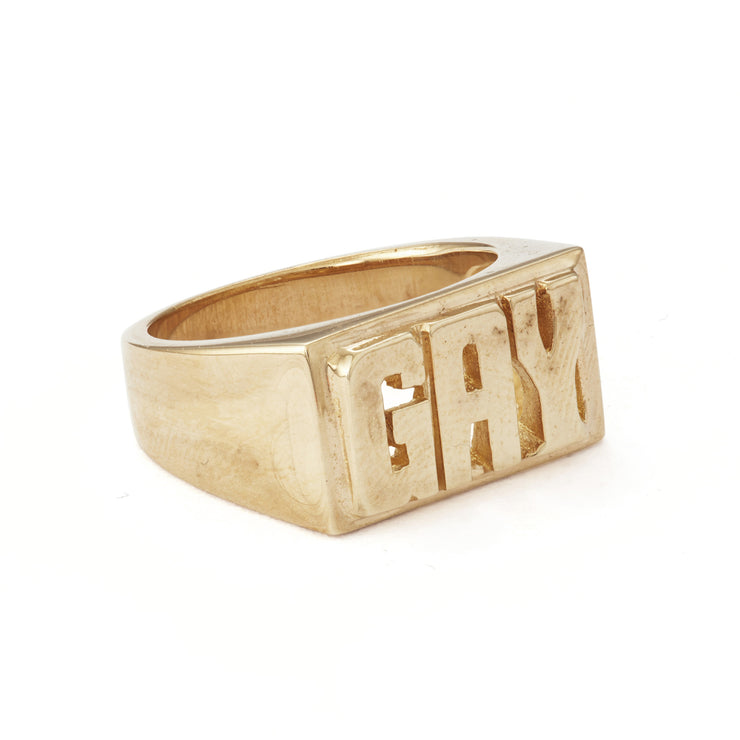 Gay Ring - SNASH JEWELRY