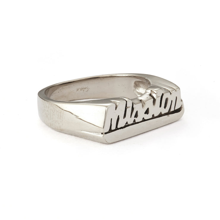 Mission Ring - SNASH JEWELRY