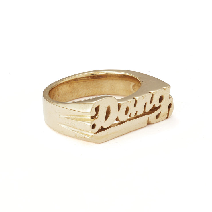 Dang Ring - SNASH JEWELRY