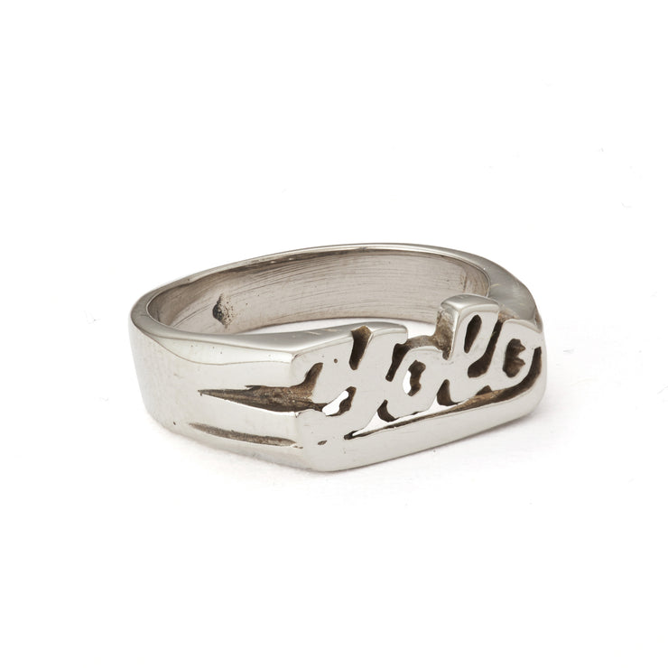 Yolo Ring - SNASH JEWELRY