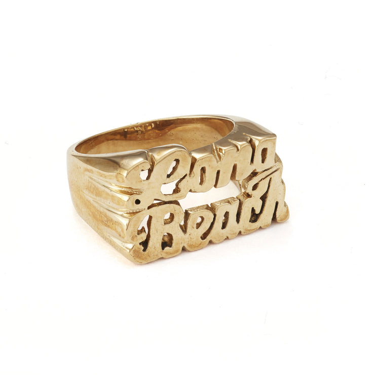 Long Beach Ring - SNASH JEWELRY