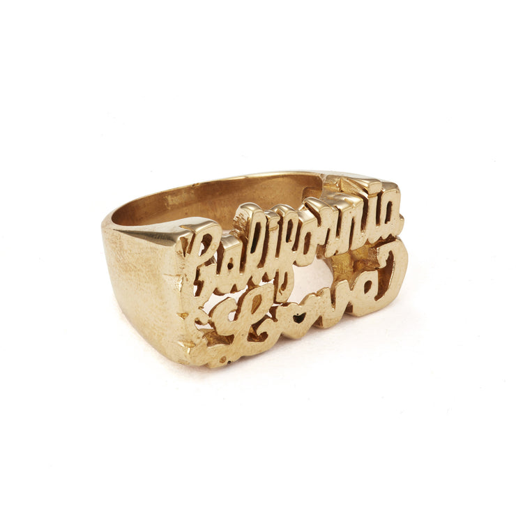 California Love Ring