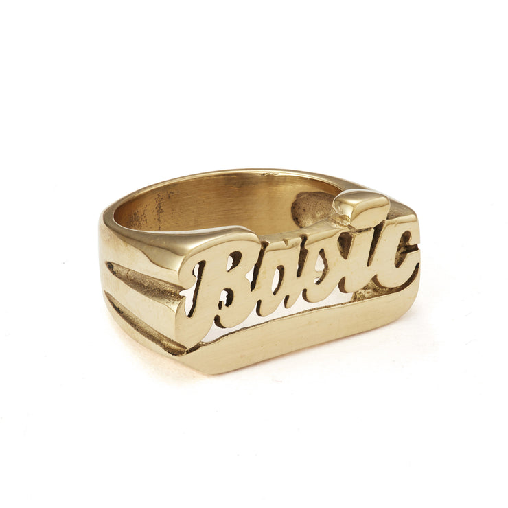 Basic Ring - SNASH JEWELRY