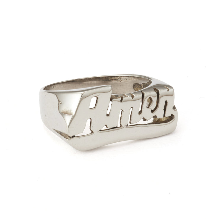 Amen Ring - SNASH JEWELRY