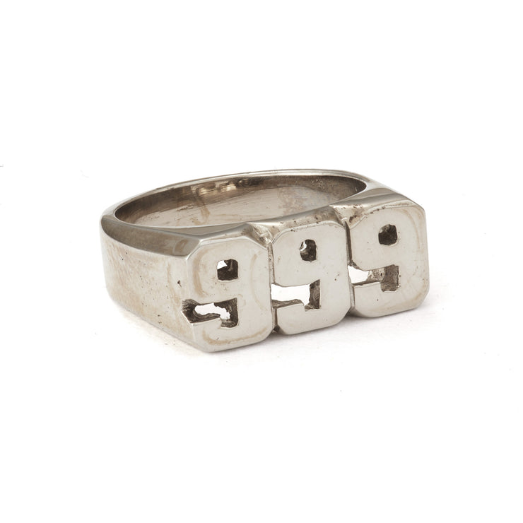 666 Ring - SNASH JEWELRY