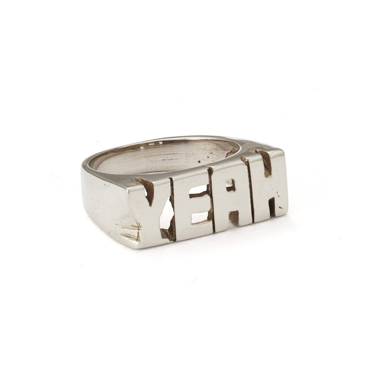 Yeah Ring - SNASH JEWELRY