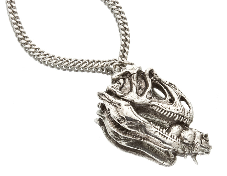 Baconsaurus Necklace - SNASH JEWELRY