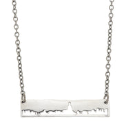 New York City Outline Necklace
