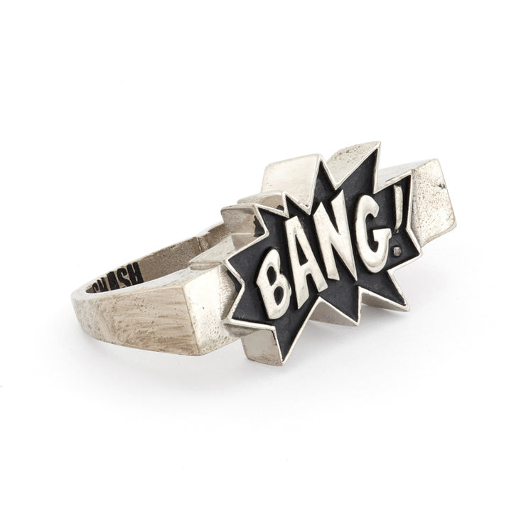 Bang! Double Finger Ring- Super Sale!