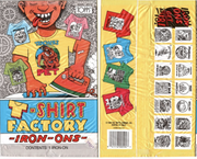 T-Shirt Factory Iron-On Surprise Patch - SNASH JEWELRY
