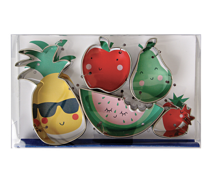 Fruit Cookie Cutters - SNASH JEWELRY