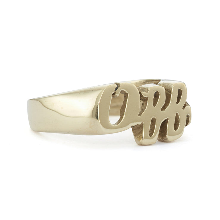 Off Ring - SNASH JEWELRY