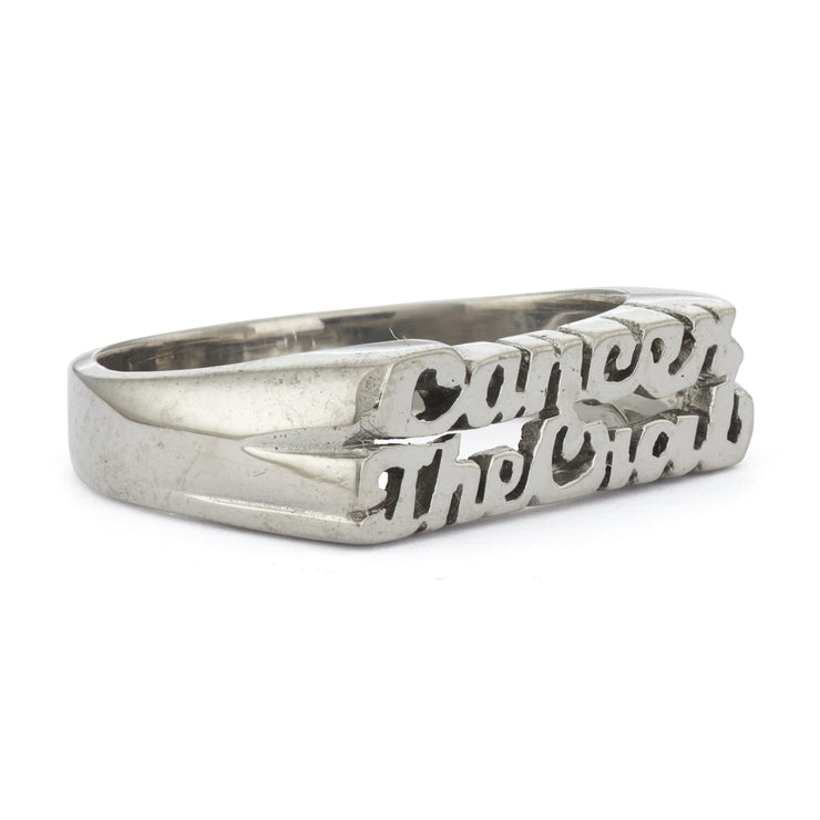 Cancer The Crab Ring - SNASH JEWELRY