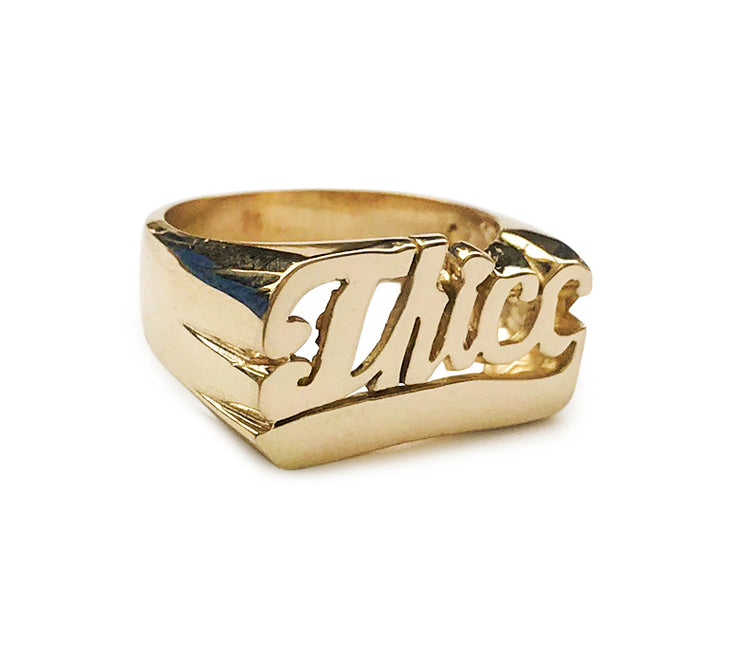 Thicc Ring - SNASH JEWELRY