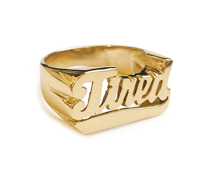 Tired Ring - SNASH JEWELRY