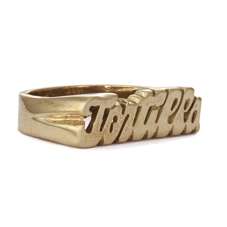 Tortilla Ring - SNASH JEWELRY