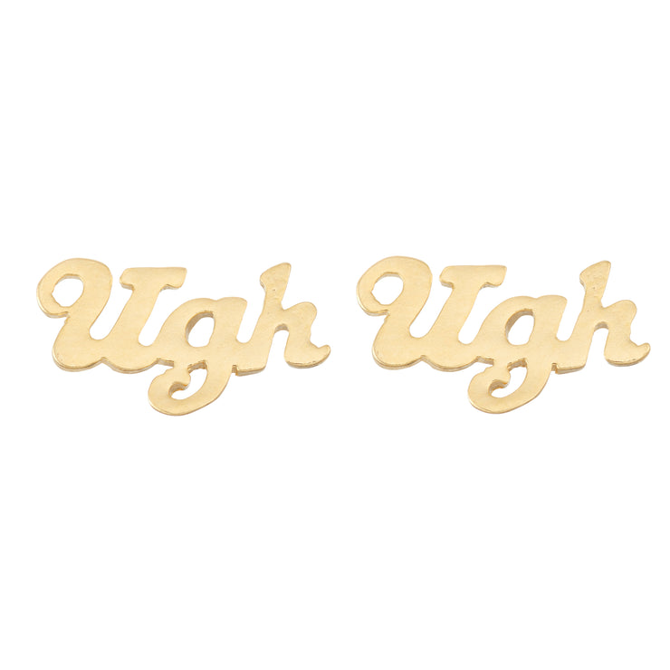 Ugh Earrings - SNASH JEWELRY