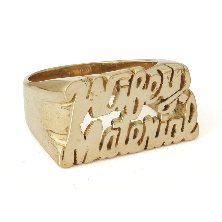 Wifey Material Ring - SNASH JEWELRY