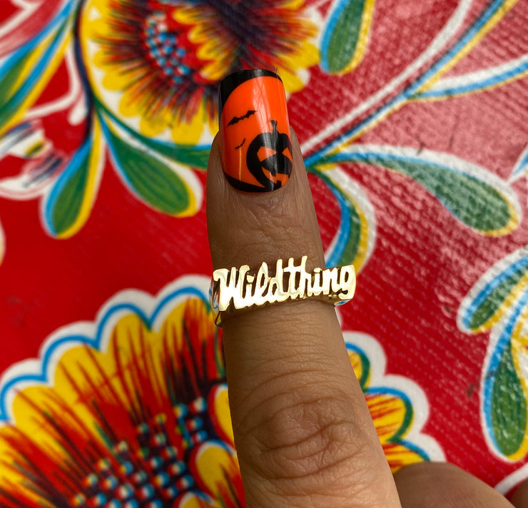Wildthing Ring - SNASH JEWELRY
