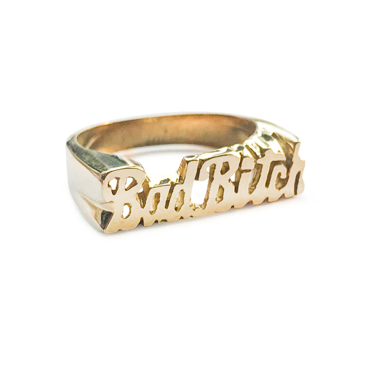 Bad Bitch 3 Ring