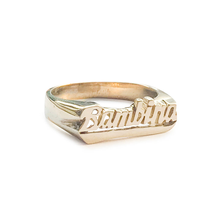 Bambina Ring - SNASH JEWELRY