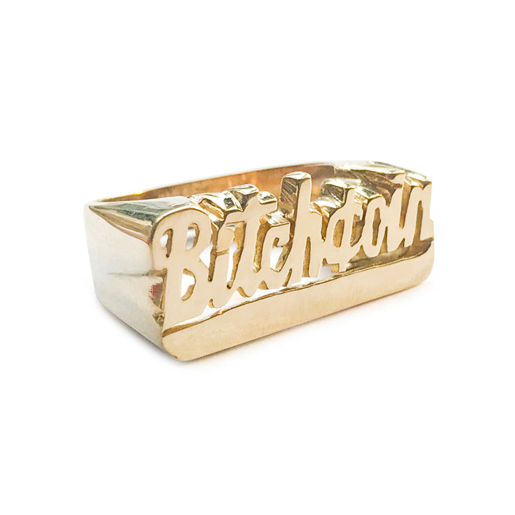 Bitchcoin Ring