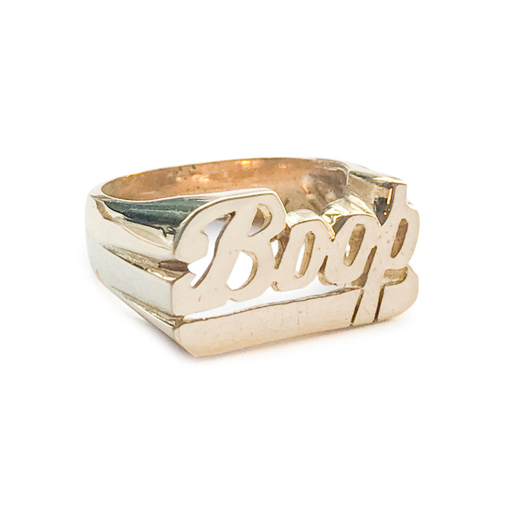 Boop Ring - SNASH JEWELRY