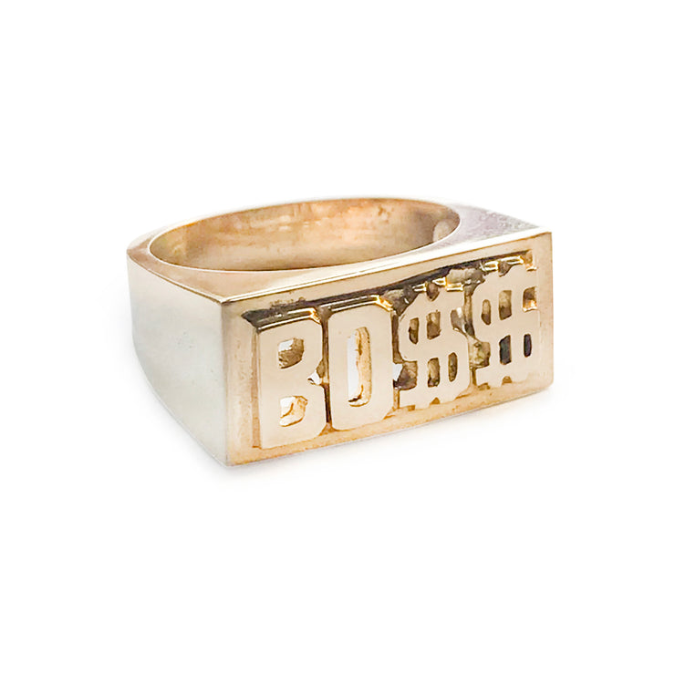 Boss 2 Ring - SNASH JEWELRY