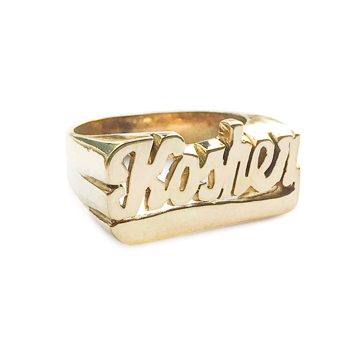 Kosher Ring