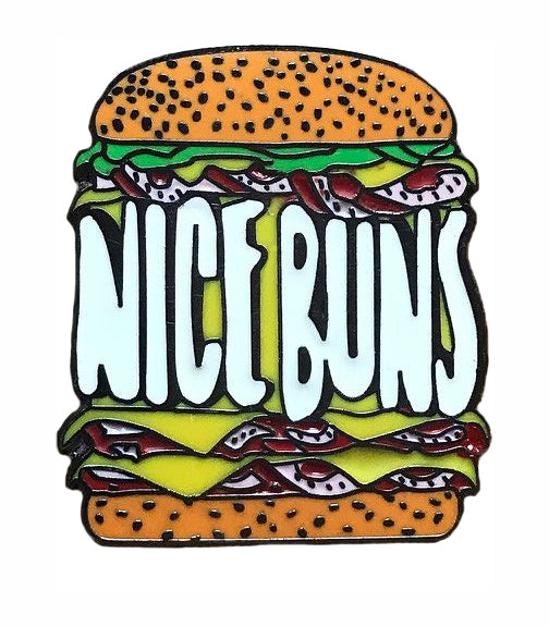 Nice Buns Pin - SNASH JEWELRY