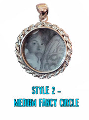 Custom Hologram Photo Charms - SNASH JEWELRY