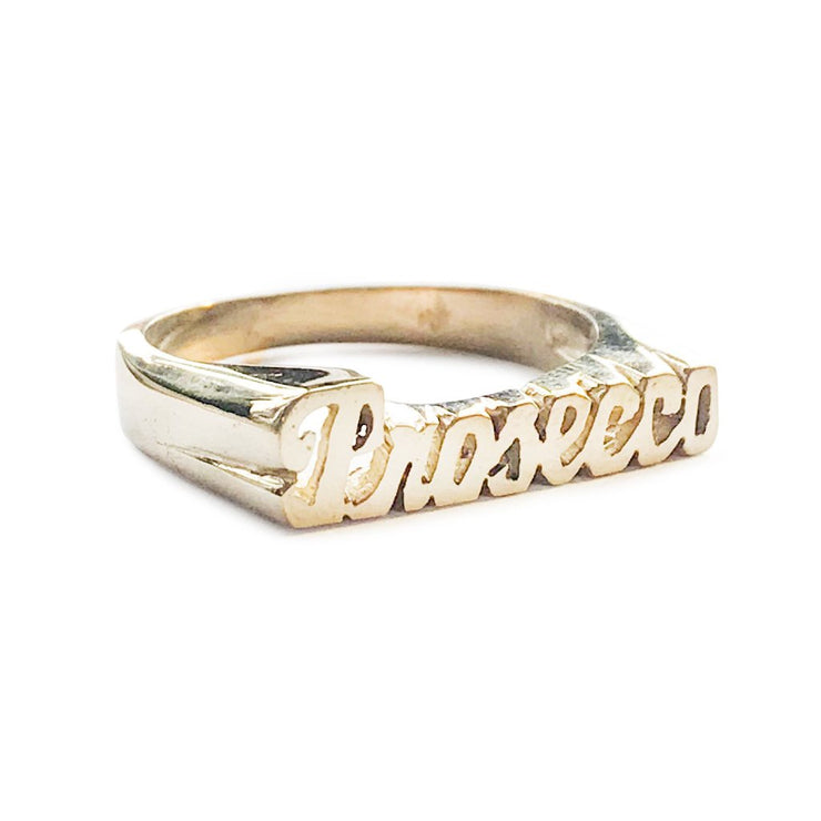 Prosecco Ring - SNASH JEWELRY