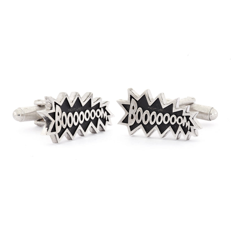 Boom Cufflinks - SNASH JEWELRY