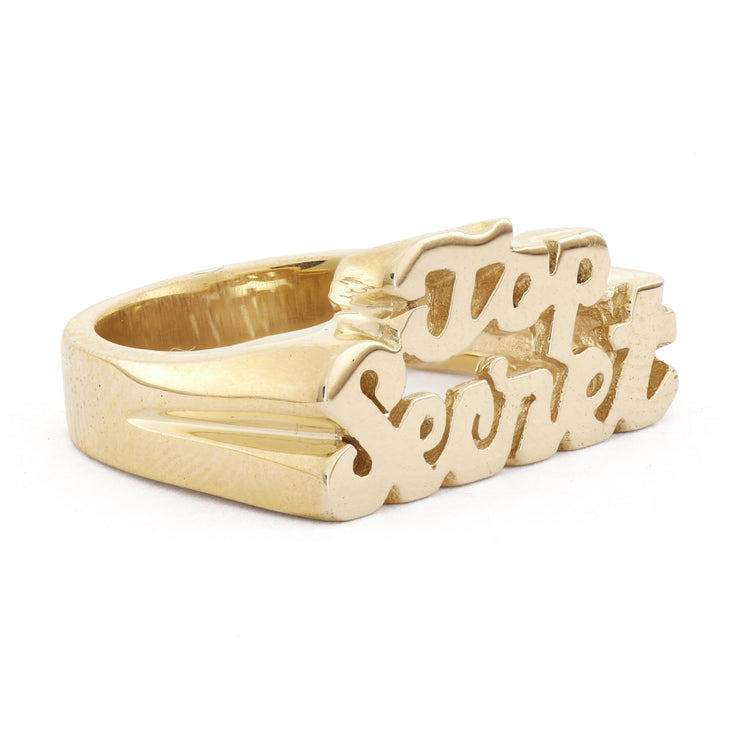 Top Secret Ring - SNASH JEWELRY