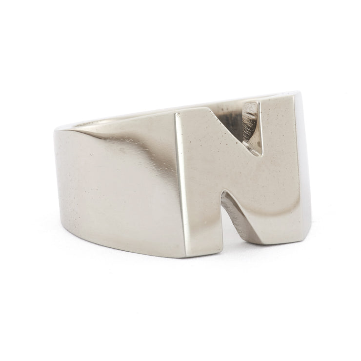 N Ring - SNASH JEWELRY
