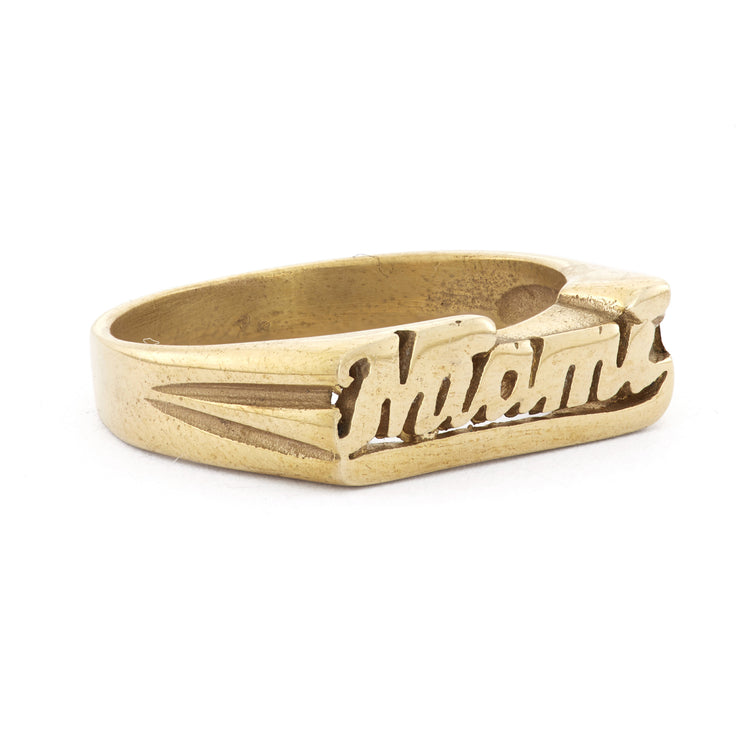 Miami Ring - SNASH JEWELRY