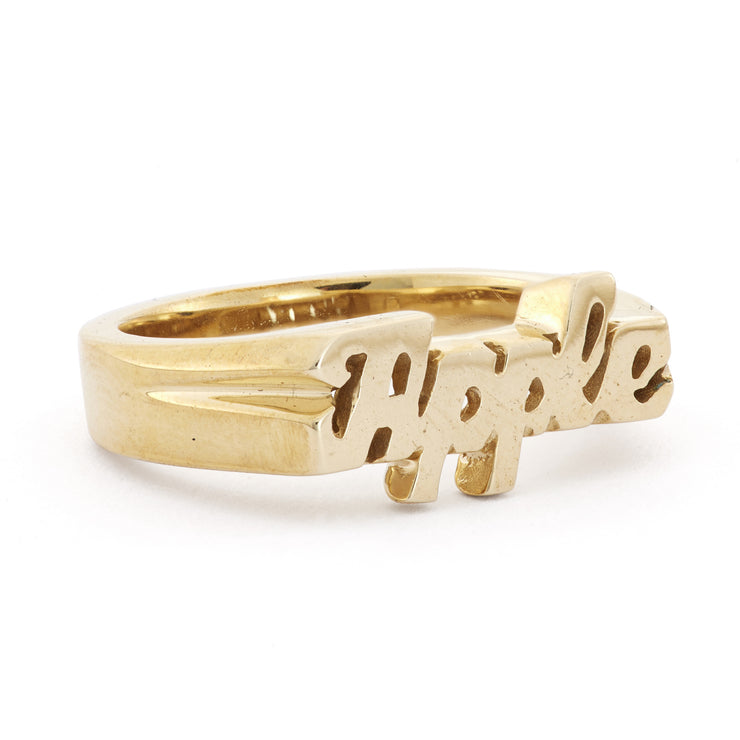 Apple Ring - SNASH JEWELRY