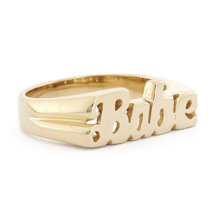 Babe Ring - SNASH JEWELRY