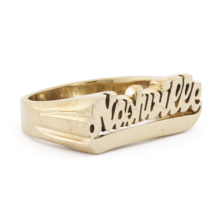 Nashville Ring - SNASH JEWELRY