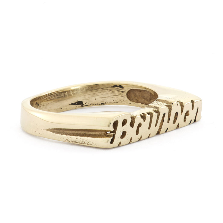 Bourbon Ring - SNASH JEWELRY