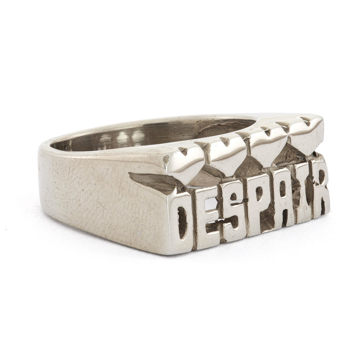 Despair Ring - SNASH JEWELRY