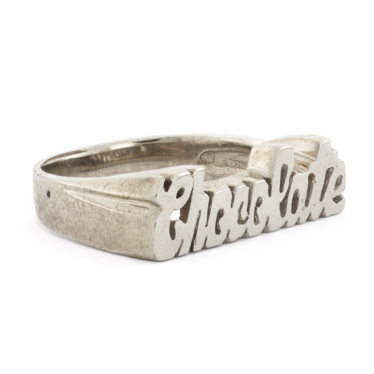 Chocolate Ring - SNASH JEWELRY