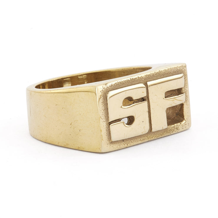 SF Ring - SNASH JEWELRY