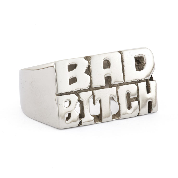 Bad Bitch Ring - SNASH JEWELRY