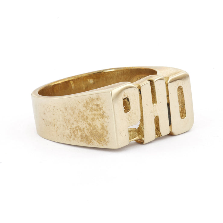 Pho Ring - SNASH JEWELRY