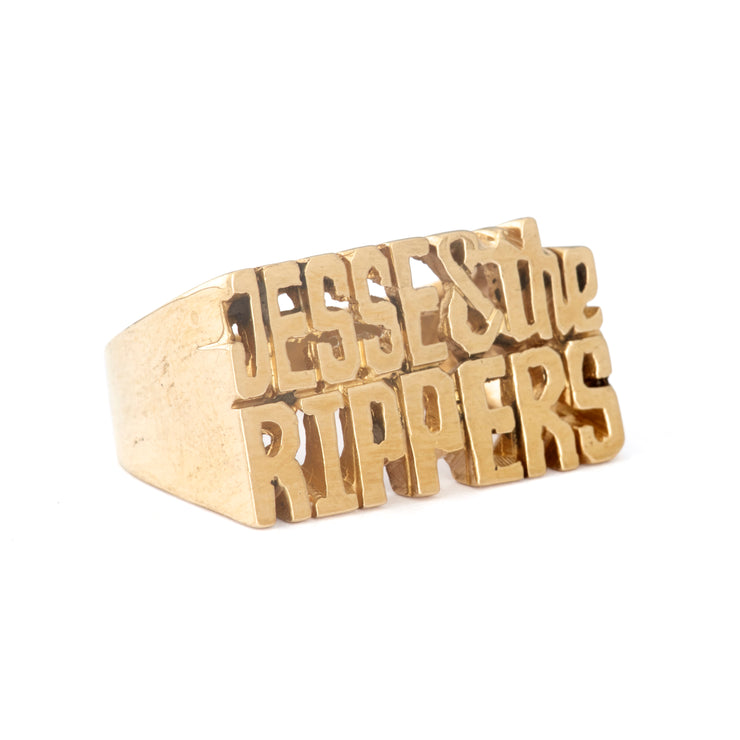 Jesse & The Rippers Ring - SNASH JEWELRY